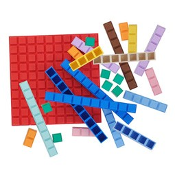 Math Manipulatives Integer Block Kit